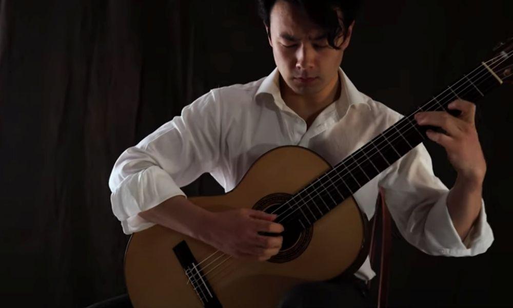 Sean Shibe – Scottish Guitarist